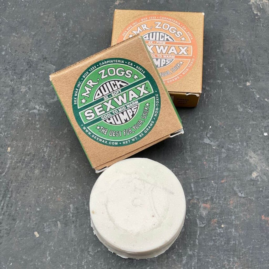 Different types of wax