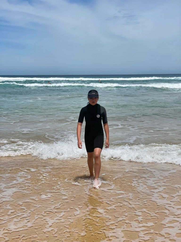 Shorty wetsuit